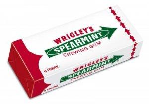Wrigleys Spearmint 1 x 15 Stück