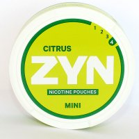 ZYN Citrus Mini Nicotine Pouches