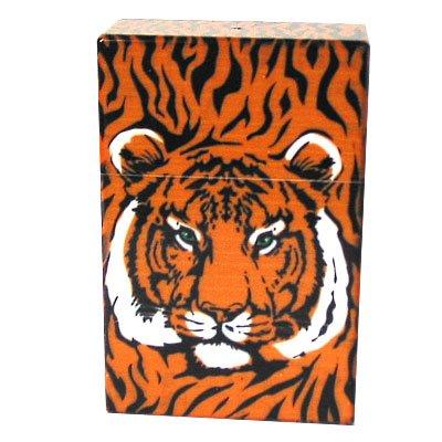 Zigaretten-Box Tiger Design