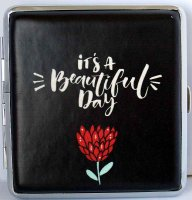 Love and Life Zigaretten Etui 20er Its a beautiful day