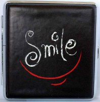 Love and Life Zigaretten Etui 20er Smile