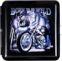 Wild and Free Zigaretten Etui 20er Born to be Wild