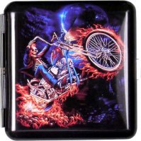 Wild and Free Zigaretten Etui 20er Easy Rider