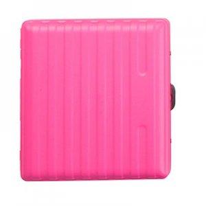 Zigaretten-Etui Pink 18er