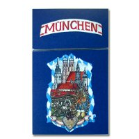 Zigaretten-Faltschachtel München