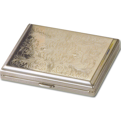 Zigarettenetui Metall Venetian