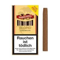 Zigarillos Handelsgold Blond (ehem.Sweets Vanilla)
