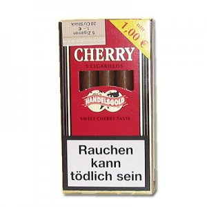 Zigarillos Handelsgold Red (Sweets Cherry)