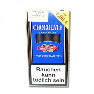 Zigarillos Handelsgold Sweets Blue (Chocolate Taste)