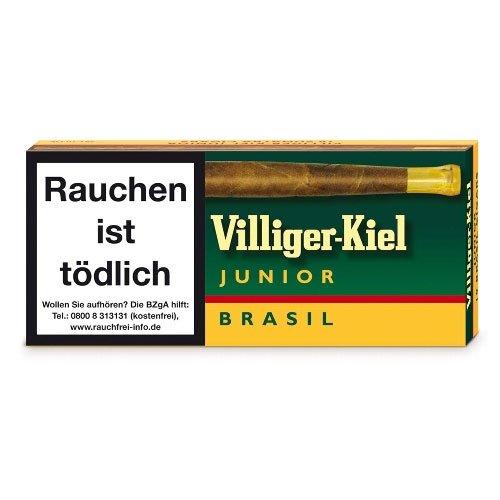 Zigarillos Villiger Kiel Junior Brasil