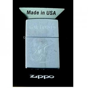 Zippo Feuerzeug Emblem Gauloises