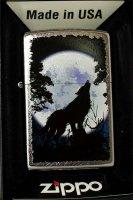 Zippo Feuerzeug Howling Wolf