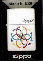 Zippo Feuerzeug Illusion Rings