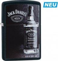 Zippo Feuerzeug J. Daniels Bottle