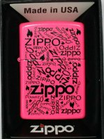 Zippo Feuerzeug Logos