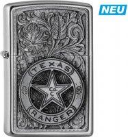 Zippo Feuerzeug Texas Ranger