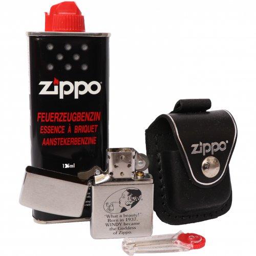 Zippo Geschenk-Set 03