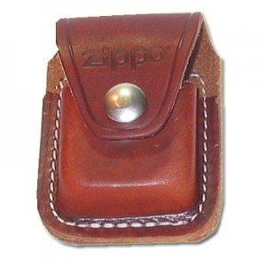 Zippo Gürteltasche Braun Clip
