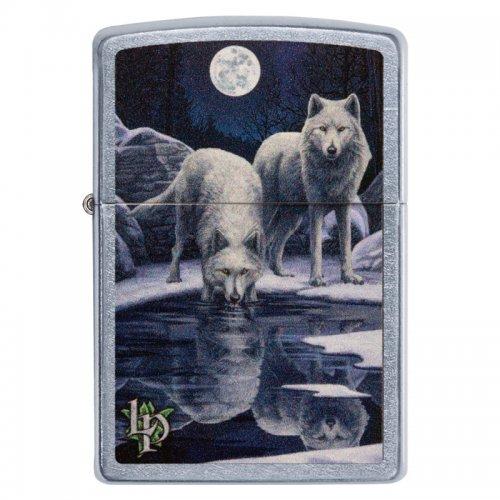 Zippo Lisa Parker Wolf 1