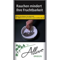 Allure Superslims Green (Menthol) (10x40)
