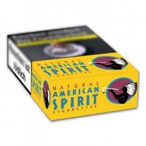 American Spirit Gelb (10x20)