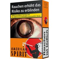 American Spirit Orange Big Pack (8x24)