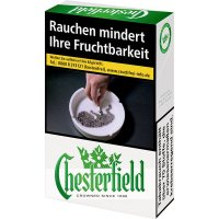 Chesterfield Menthol (10x20)