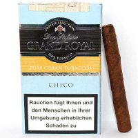 Don Stefano Grand Royal Chico Pure Cuban Zigarren