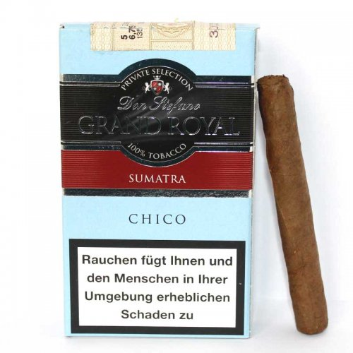 Don Stefano Grand Royal Chico Sumatra Zigarren