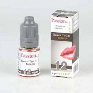 e Liquid Passion Down Town 12mg Nikotin