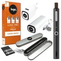 e Zigarette Logic Pro Einsteiger Set (inkl. Powerbank)