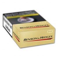 Einzelpackung  Benson & Hedges Gold (1x20)
