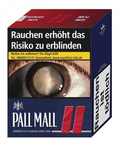 Einzelpackung Pall Mall Rot Jumbo (1x49)