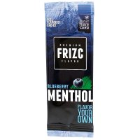 Frizc Blueberry Menthol Flavor Card Aromakarte