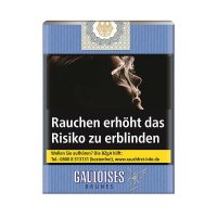 Gauloises Brunes ohne Filter (10x20)