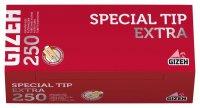 Gizeh Special Tip Extra 250 Stück Zigarettenhülsen