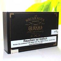 Gurkha Nicaragua Robusto Zigarren (5x52)