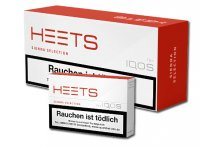 Heets Sienna Selection Red Tobacco Sticks für IQOS 1 x 20 Stück