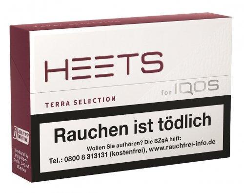 Heets Terra Selection Tobacco Sticks für IQOS 1 x 20 Stück