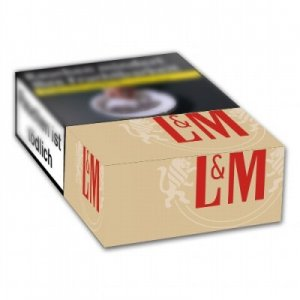 L&M Simply Red Ohne Zusätze (10x20)