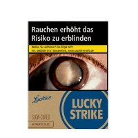 Lucky Strike Authentic Blue L (12x21)