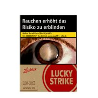 Lucky Strike Authentic Red XL (12x21)