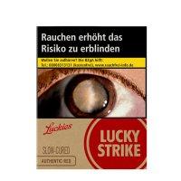 Lucky Strike Authentic Red XXL (8x25)