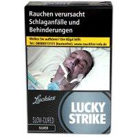 Lucky Strike Silver (10x20)