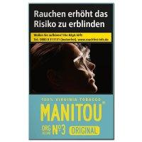Einzelpackung Manitou ohne Zusätze ORG Blend No.3 Sky (1x20)