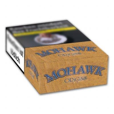 Mohawk Zigaretten ohne Zusätze Origins Blue online kaufen