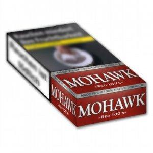 Mohawk Red 100er (10x20)