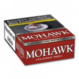 Mohawk Red XL (8x25)