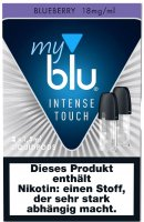 myblu Pods Intense Touch Blueberry 18mg