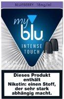 myblu Pods Intense Touch Blueberry 18mg